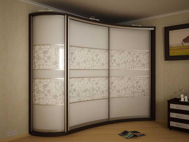 Шкаф для одежды в спальне (70+ фотографий): современный дизайн и вид в 2020 г.